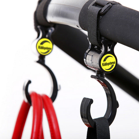 2 Pieces Hooks For Baby Stroller