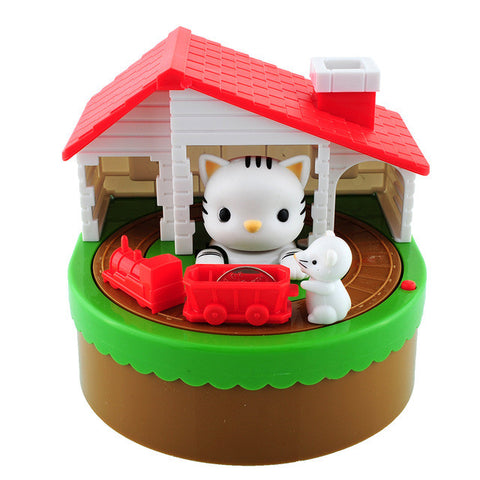 Cat & Mouse Piggy Bank