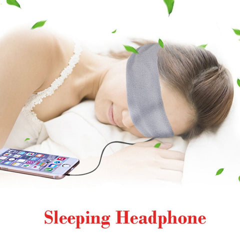 Anti-Noise Sleeping Headband