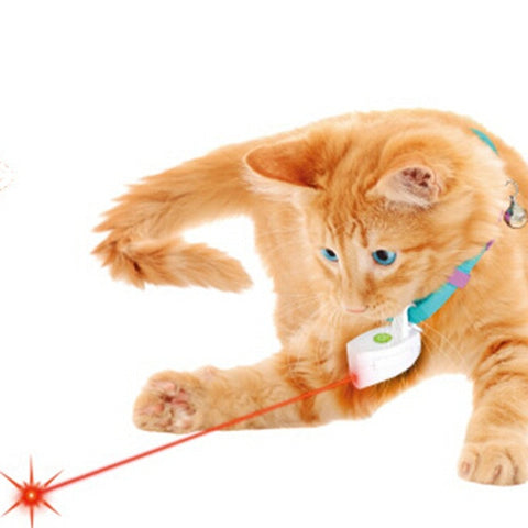 Laser Collar for Cat