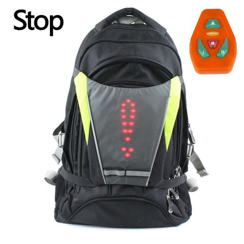 LED Bicycle Signal Vest