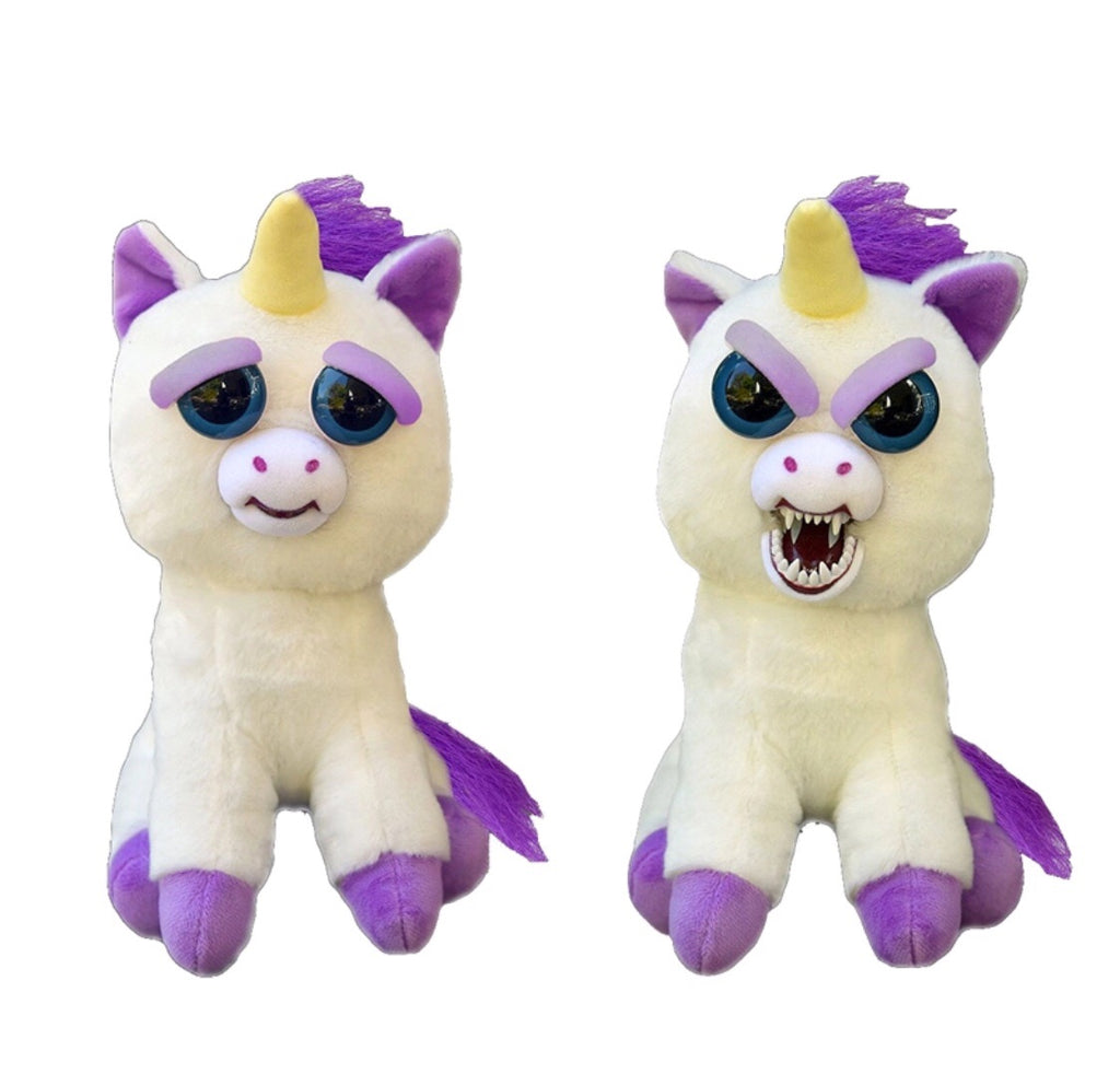 Feisty Plush Toy