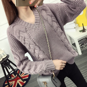 Lovely Women Pullover Female Sweater
