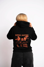 Load image into Gallery viewer, Tour Hoodie - Black