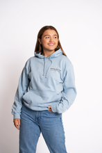 Load image into Gallery viewer, Tour Hoodie - Blue