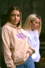 Load image into Gallery viewer, Love You Less Hoodie - Beige