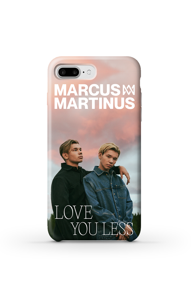 Love You Less - Mobile Cover