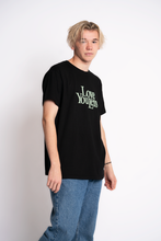 Load image into Gallery viewer, Love You Less Tee - Black