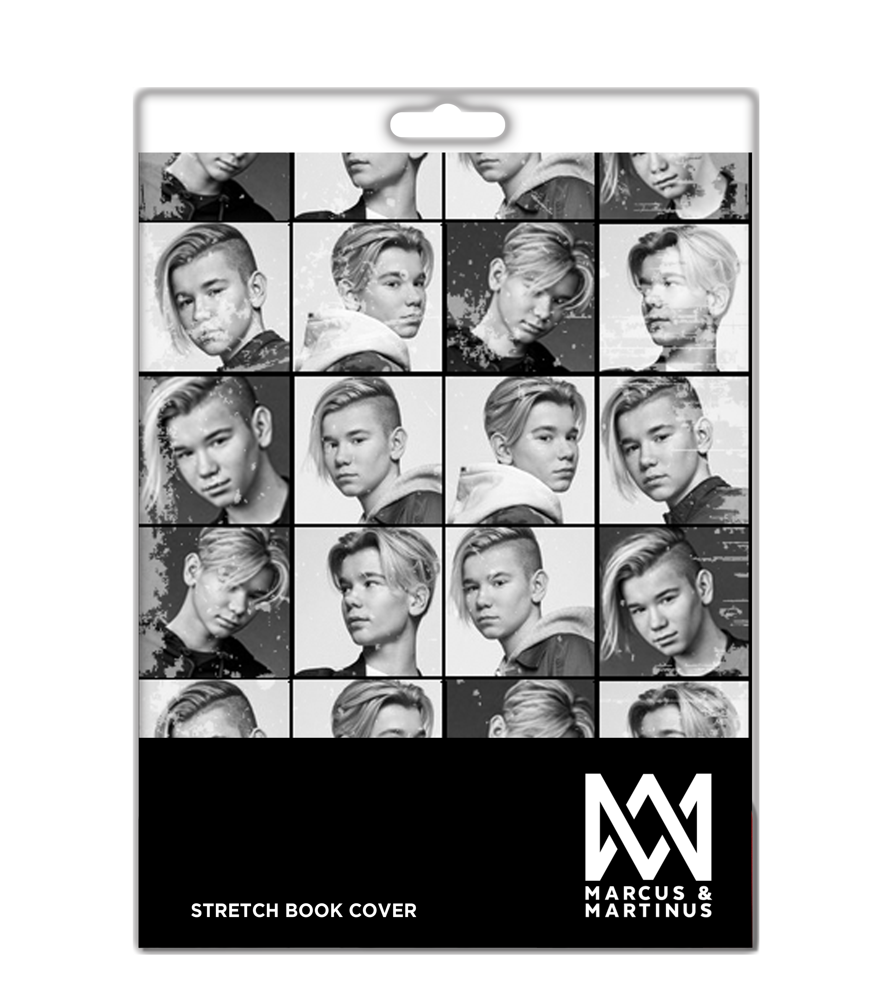 Stretch Book Cover 4-Pack - 2018
