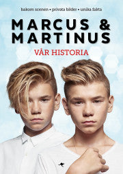 Marcus & Martinus Book | Vår Historie. M&M Biography