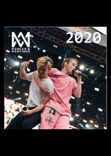 Load image into Gallery viewer, 2020 Marcus and Martinus Wall Calendar