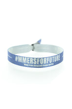 Load image into Gallery viewer, #MMERSFORFUTURE Wristband