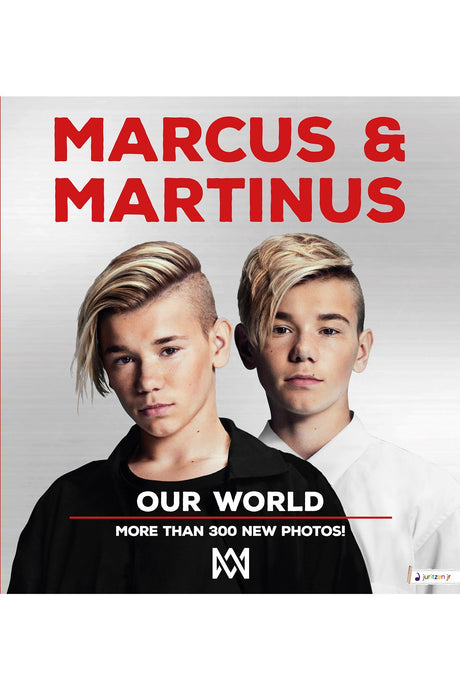 Book - Our World - More Than 300 New Pictures! (Presale)