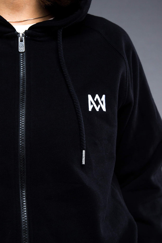 Tracksuit Top | Black