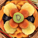 Golden State Fruit Sweet Bloom Dried Fruit Basket
