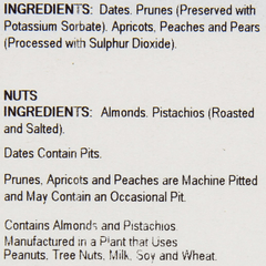 Goldenvale Snacks Fruit and Nut Crate Deluxe 26 Ounce