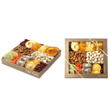 Nut and Fruit Gift Tray Healthy Snack Gift Box