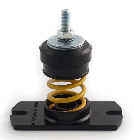 Single Spring Pedestal Mount