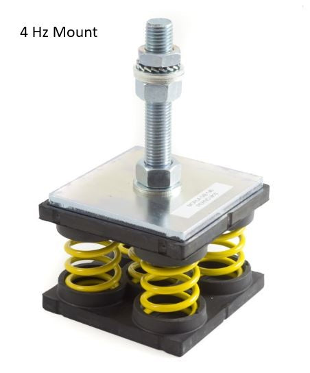 5-Spring Adjustable Height Foot