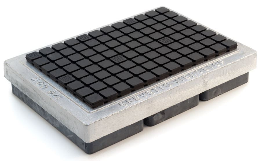 Single rubber G Pad with BPD matting