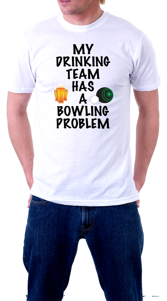 My Drinking team has a bowling problem