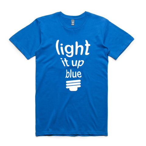 Autism - Light it up Blue