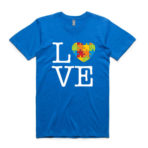 Autism - Love Heart