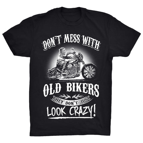 Dont mess with old bikers -  - 1