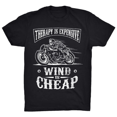 Therapy is expensive wind is cheap -  - 1