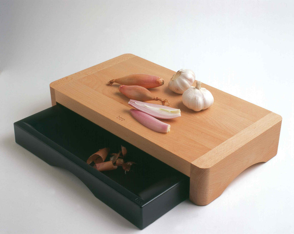 Chopping Board and Collection Tray