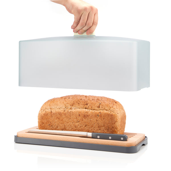 Bread Bin and Board