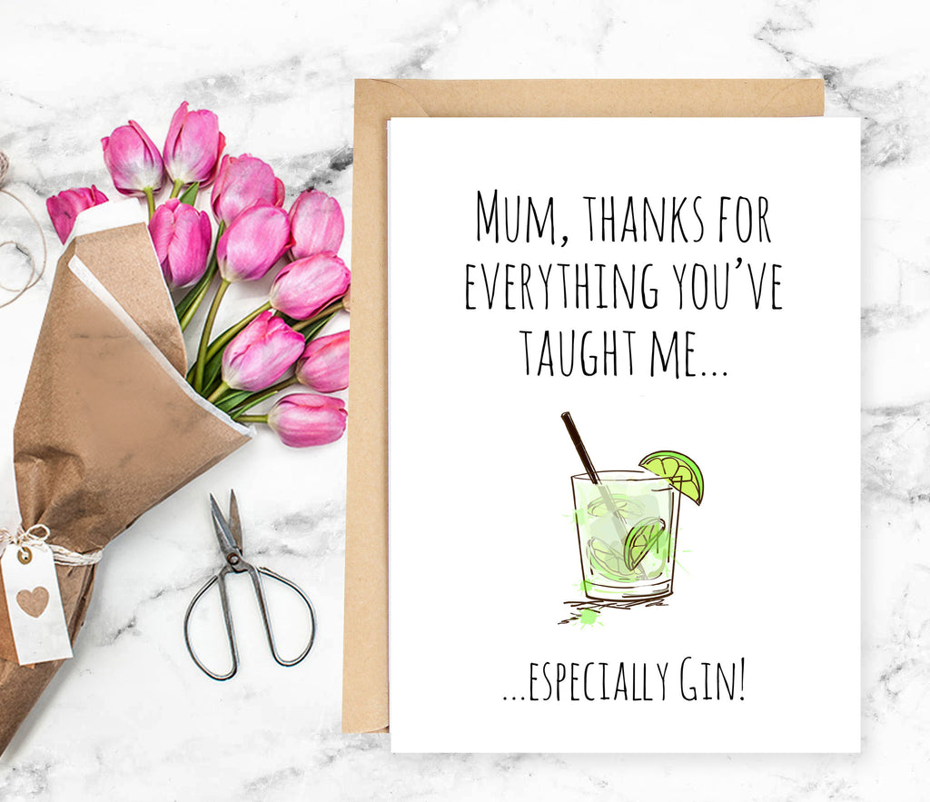 Greetings card mum thanks for everything you taught me especially greetings card mum thanks for everything you taught me m4hsunfo