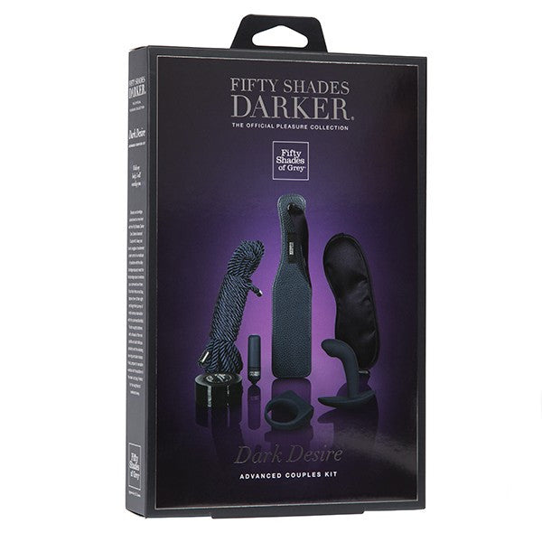 Fifty Shades Darker Dark Desire Advanced Par Sæt