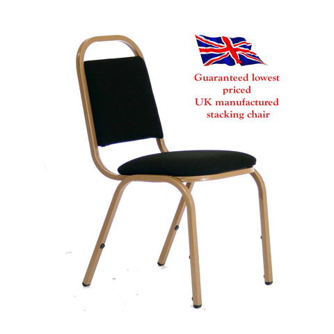 stacking chairs available in steel aluminium and wooden frames