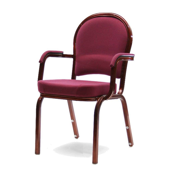 Stacking Chair - Comodor Arm Chair
