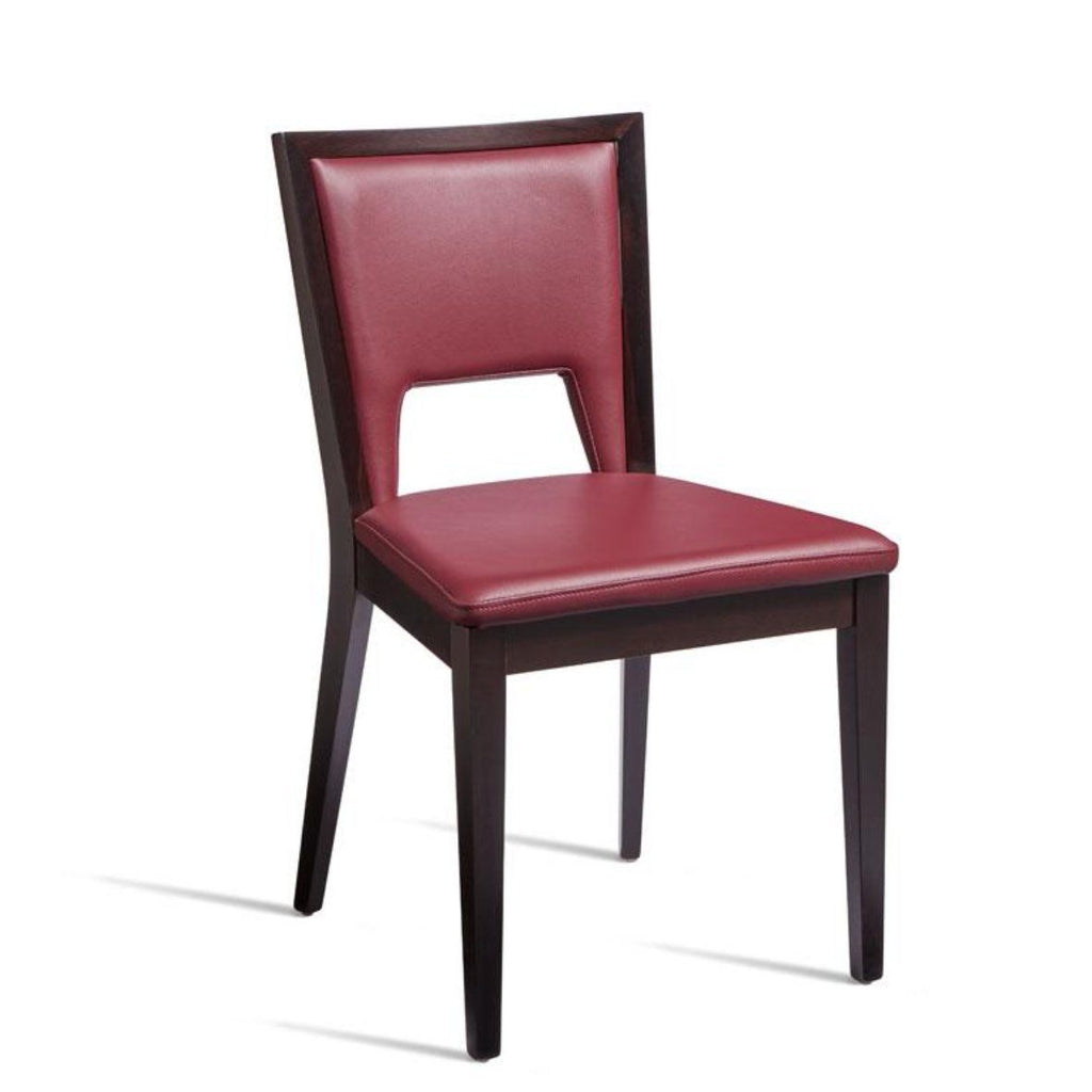Stacking Chair - GEM Side Chair – ZA.572C – Red