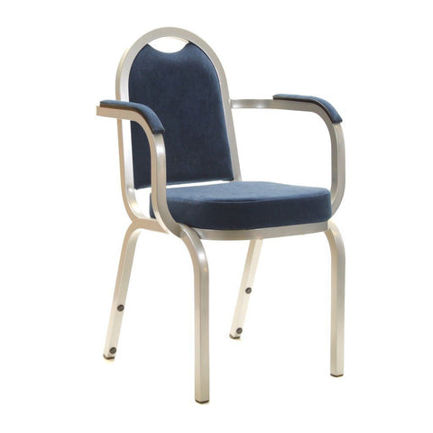 Stacking Chair - Libra Arm Chair