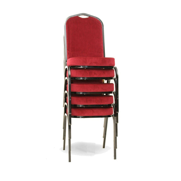 Stacking Chair - Scorpio Highback Arm Chair