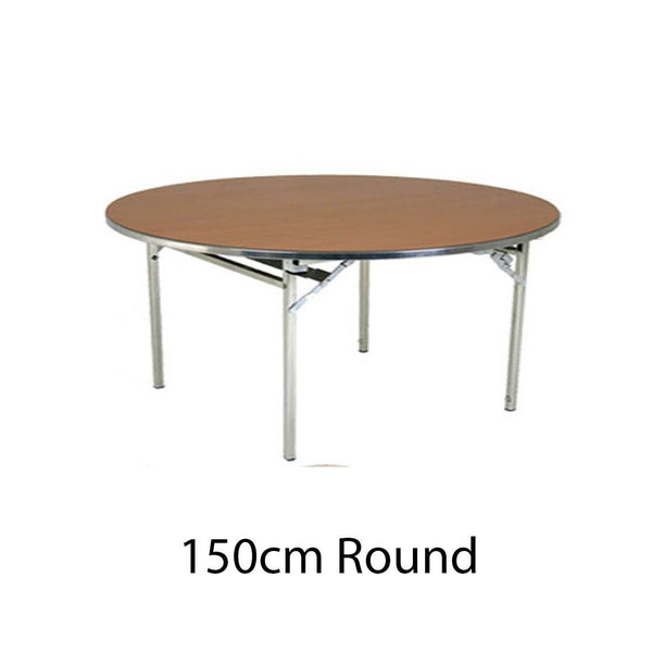 Tables - 150CM Round Ultra-Lite Folding Table