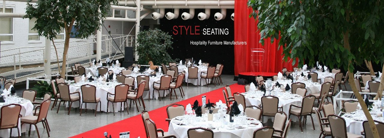 Banqueting furniture