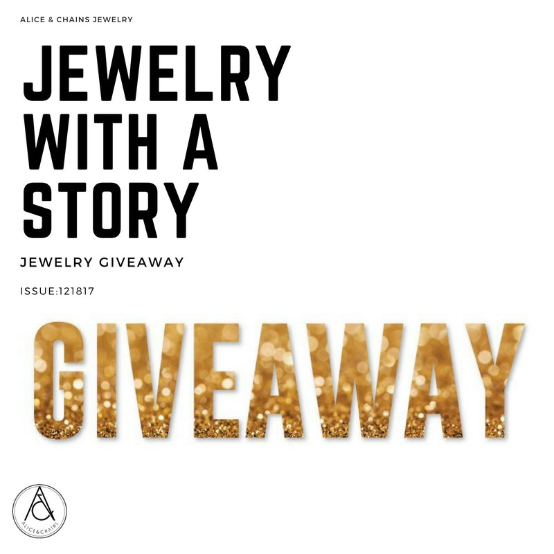 Jewelry Giveaway!