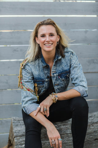 Maggie Segrich, Alice & Chains Jewelry, Houston Jewelry Designer, Photographer - Aly Hester