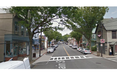 The Jogging Jeweler #45 - Crosswalk Rendering in Dobbs Ferry