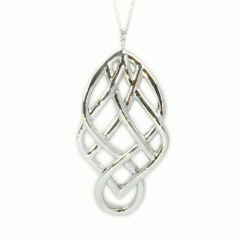 Celtic Necklace - Alice & Chains Jewelry, celtic knots, celtic jewelry, Dobbs Ferry jewelry designer, Rivertowns jewelry designer, Westchester jewelry designer