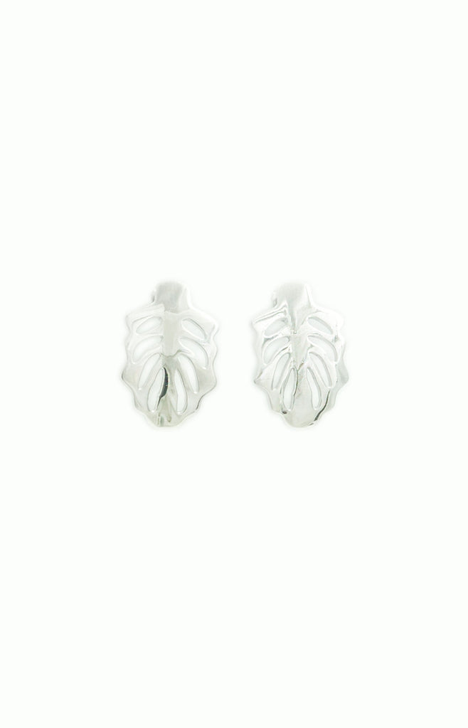 Leaf Earrings - Alice & Chains Jewelry, Houston Jewelry Designer