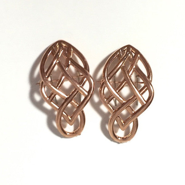 Celtic Brooches - Alice & Chains Jewelry, fashion jewelry, celtic knots, celtic jewelry, brooches, Dobbs Ferry jewelry designer, Rivertowns jewelry designer, Westchester jewelry designer