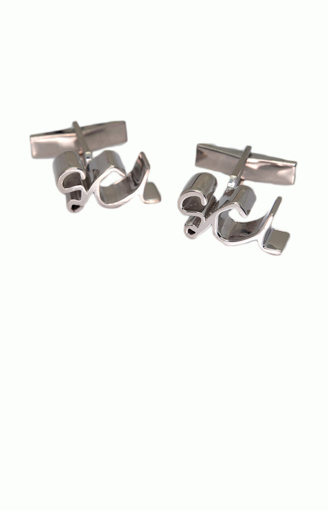 Signature Cufflinks - Alice & Chains Jewelry, Houston Jewelry Designer