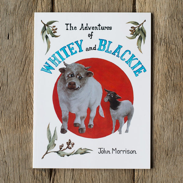 'The Adventures of Whitey & Blackie' Children's Book