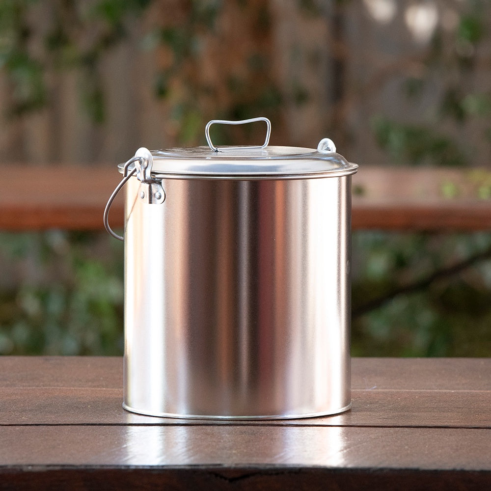 4.5L Stainless Steel Billy Can
