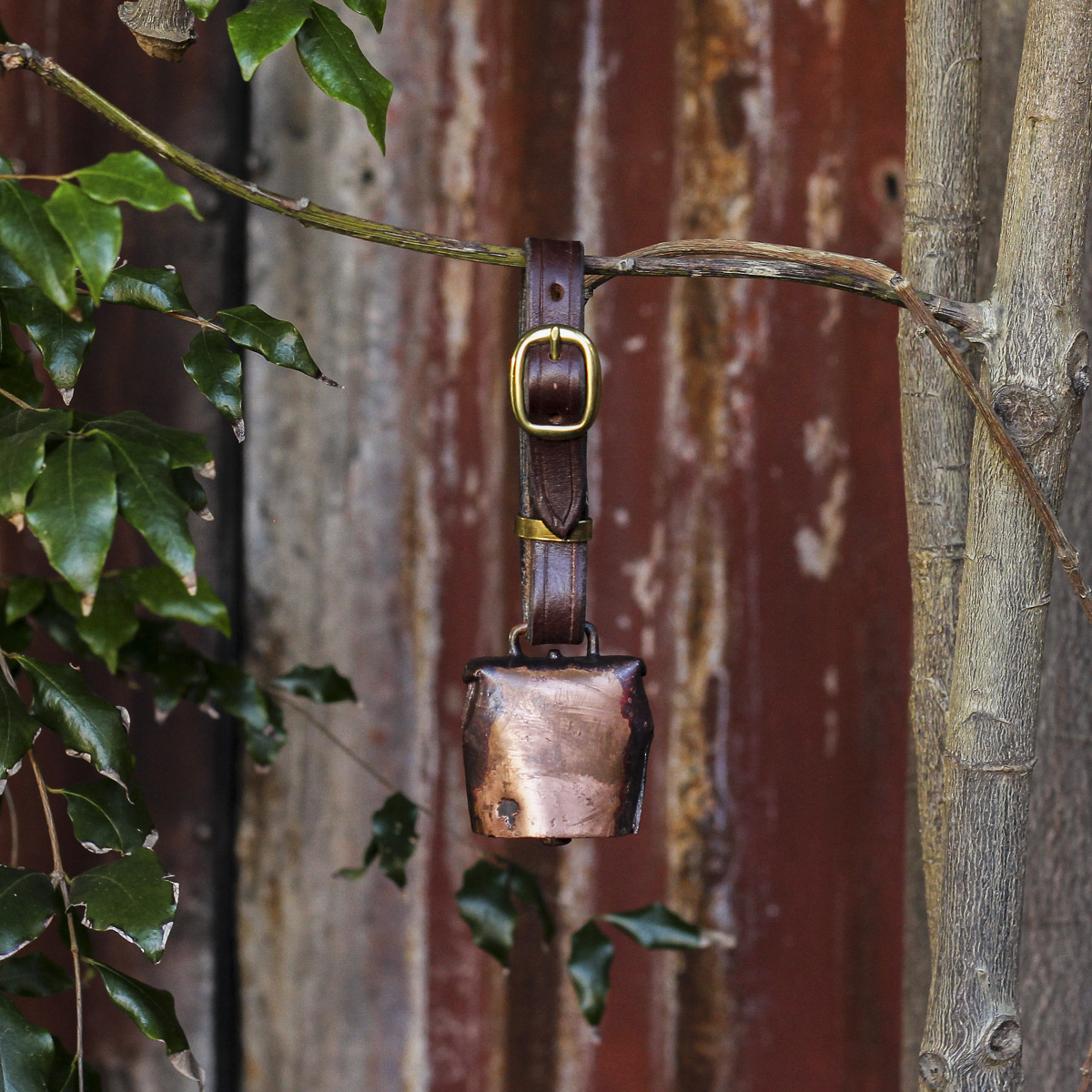 Condamine Bell Miniature Copper